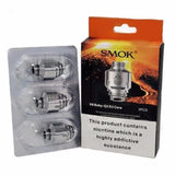 The Smok V8 Baby EU Core Vape coils are designed for use with Smok Big Baby Beast tank only. Due to the sub ohm coil resistances, we recommend using with eliquids of 60% VG and above for best results.