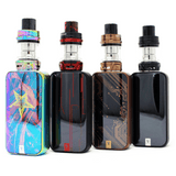 The Vaporesso LUXE-S vape kit is the updated version of the original Luxe Kit. Vaporesso Luxe S Kit has improved its secondary air flow distribution and QF strip coil, which will bring you great flavor and huge clouds.
