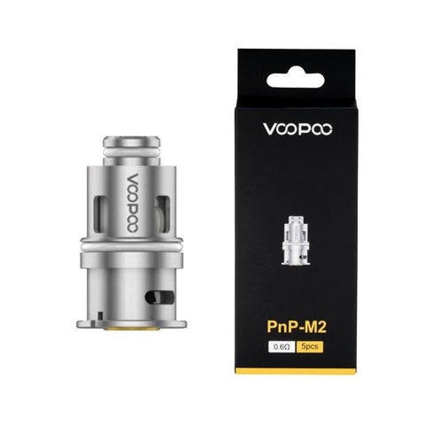The new VooPoo PnP coils are designed for use with the Vinci and Vinci R Pod Kits. The coils come in various resistances designed to let you tailor your vaping experience and all come in a handy pack of 5.