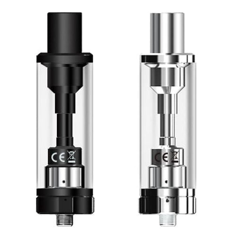 The Aspire K2 tank is a great glassomizer tank. It uses the same bvc coils as the ET-S, ET, CE5, CE5-S, K1 which makes it suitable for those wanting a tank that lasts longer, produces great vapour clouds for great mouth to lung vaping. The Aspire K2 can hold upto 1.8ml of e liquid and has a bottom filling unit.