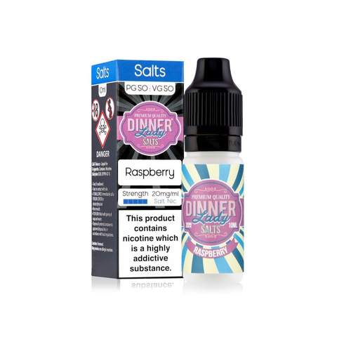 Raspberry - Dinner Lady salt Raspberry is a sweet and tangy, refreshingly moreish flavour.