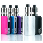 The CoolFire Mini packs a 1300mAh integrated battery and 40 Watts of precise output into a comfortably compact 63mm tall device. A bright OLED clearly displays all your important vaping information, and safety features such as integrated overheat, over-discharge and charging safety protection allows you to vape with peace of mind.