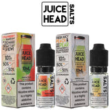 Juice Head Nic Salts e-Liquid, 10ml available in 10mg and 20mg