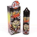 Mango Lychee by Mr Juicer E Liquid is a mango and lychee mix that will have you jumping for more