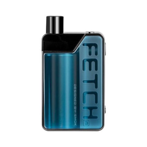 Fetch Mini, the new open pod system by SMOK is upgraded inside out. Both sides of the body are made of high-end glass, with a hardness of 7, bringing you glossy and exquisite texture.