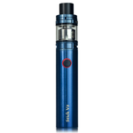 The Stick V8 Kit is the newest pen style starter kit from SMOK, which brings the user experience to the next level! The kit utilises a 3000mAh battery and 20 amp continuous discharge capability.