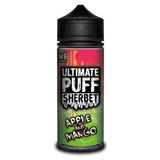 Apple & Mango by Ultimate Puff Sherbet - Devour the juiciest apples and mangoes combined in this fresh and fruity sherbet.