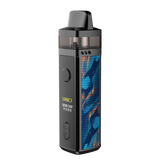 Designed for both cloud chasers and flavour chasers, the VOOPOO VINCI Mod Pod System is a new innovative and elegant pod system VW kit with the compact design and attractive colours. Moreover, it adopts the new generation of GENE.AI chip with 1500mAh built-in battery to support manual and auto modes and meet different users.