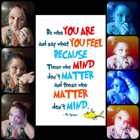 rebekahs emulation of dr seuss be who you are quote