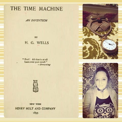 rebekahs emulation of the time machine by hg wells