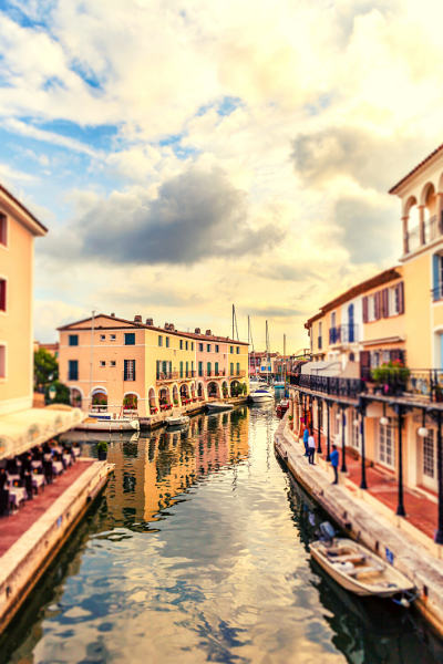 Port Grimaud, French Riviera, Candles, Luxury Candles