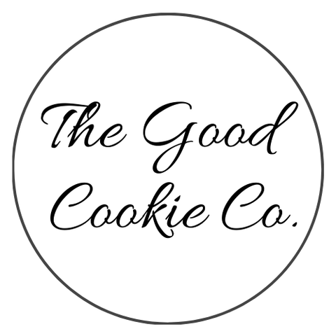 The Good Cookie Co Luxury Sparkle Collaboration Cookies Candles