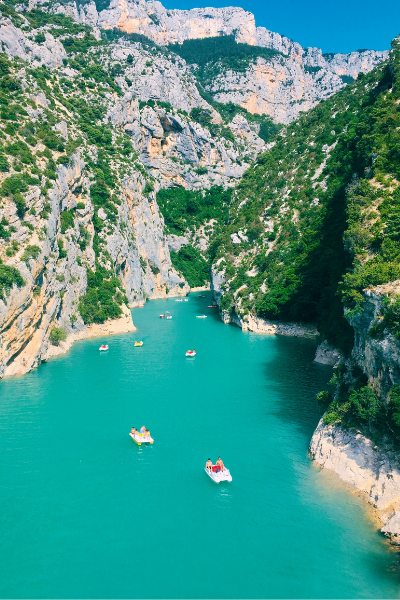 Verdon, Gorge, Travel, Luxury Candles, Scented Candles