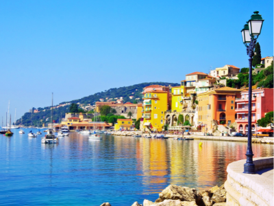 French Riviera, Cote d'Azur, French Candles, Luxury Candles