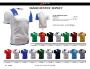 Eletto Manchester Jersey