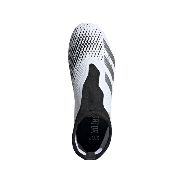 Adidas Predator 20.3 Laceless Firm Ground Cleats