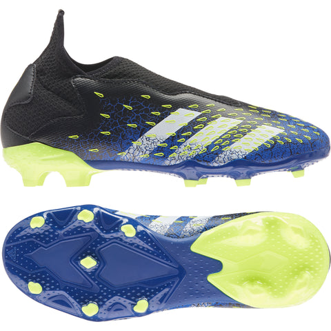 Adidas Predator Freak .3 Laceless Firm Ground Junior Cleats