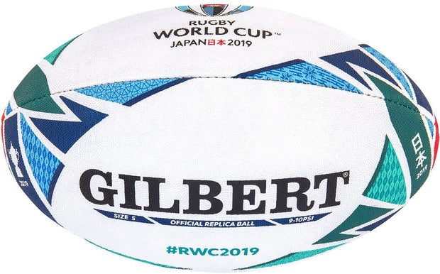 Gilbert Rugby WC Replica Ball