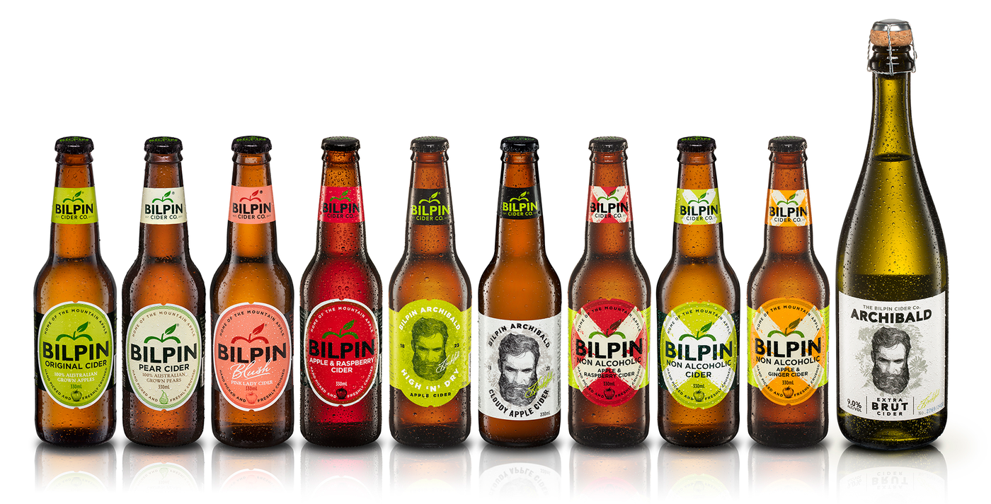 Bilpin Cider Co - New Spring range
