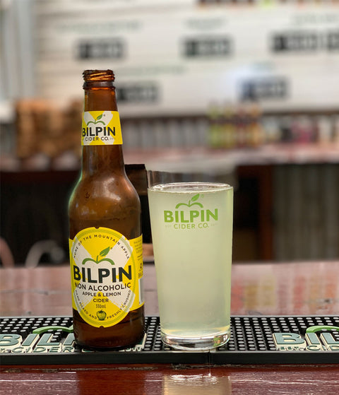 Bilpin Non Alcoholic Apple & Lemon Cider