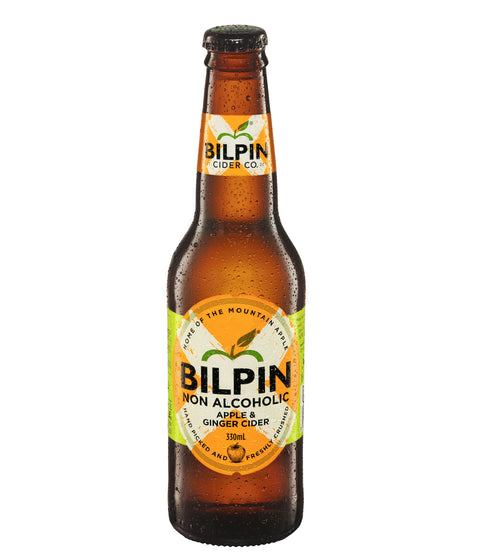 Bilpin Non Alcoholic Apple & Ginger Cider