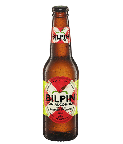 Bilpin Non-Alcoholic Apple & Raspberry