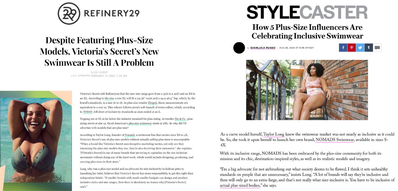 Refinery 29 and Stylecaster