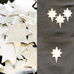North Star Ornament Stamping Blank