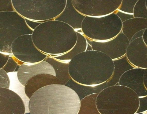 Brass Discs Stamping Blanks