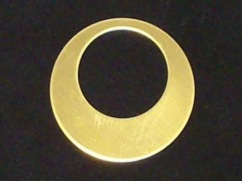 Brass Offset Washer Stamping Blanks