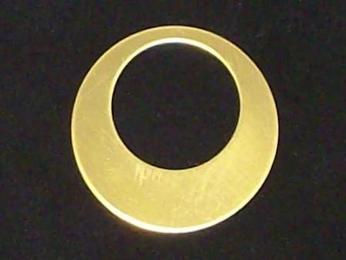 Brass Offset Washer