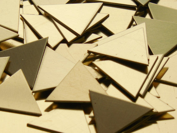 Brass Triangles
