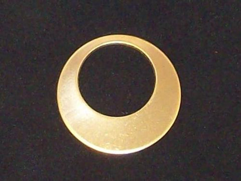 Bronze Offset Washer Stamping Blanks