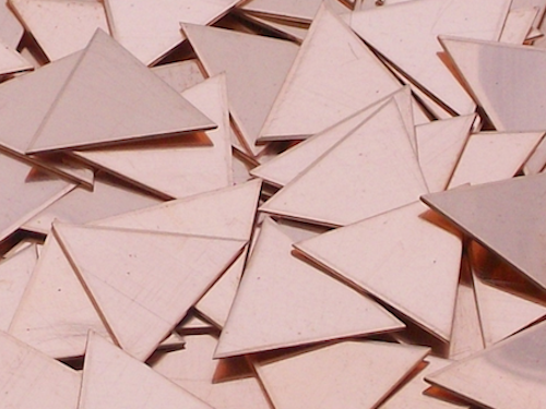 Copper Triangles