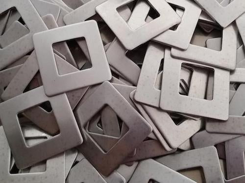 Nickel Silver Square Washers