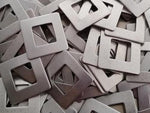 Nickel Silver Square Washers Stamping Blanks