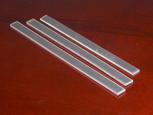 Aluminum Cuffs - Light Gauge
