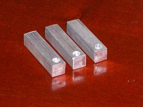 Aluminum Bar Stamping Blanks