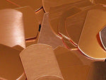 Copper Dog Tags Stamping Blanks