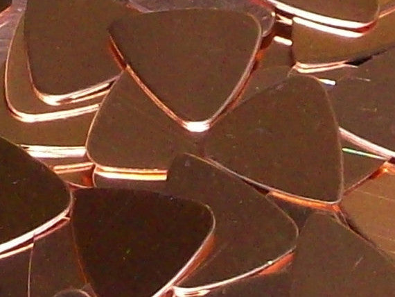 Copper Guitar Picks