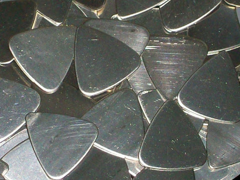 Nickel Silver Guitar Picks Stamping Blanks