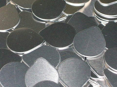 Aluminum Tear Drops Stamping Blanks