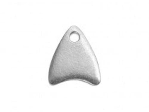 Pewter Stamping Blanks - Arrowhead, 3/4