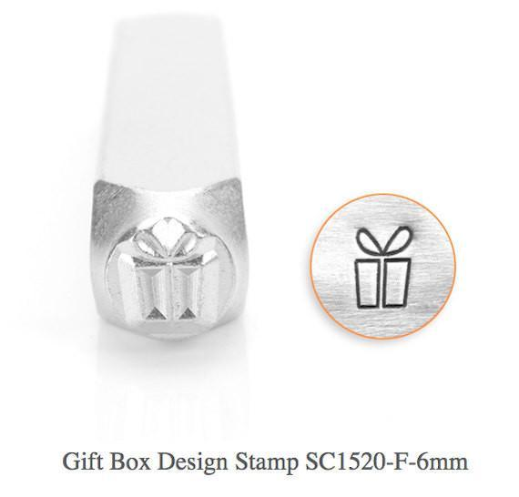Present Design Stamp, SC1520-F-6MM