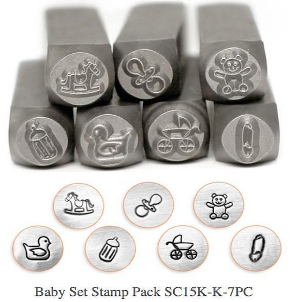 Baby Set, Baby Pack - 7 pc. Pack, SC15K-K-7PC