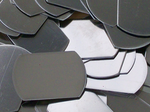 Nickel Silver Dog Tags Stamping Blanks