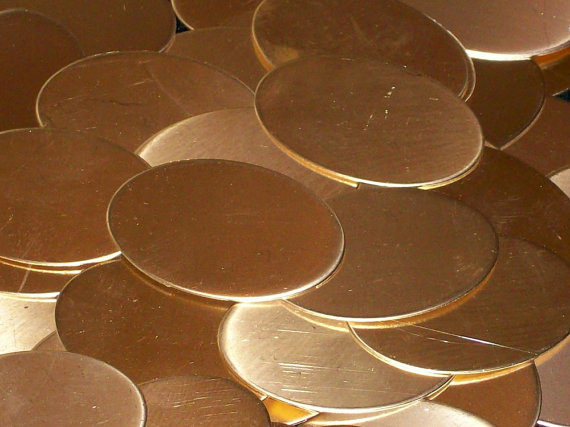NuGold Ovals