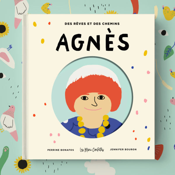 Agnès, album illustré.