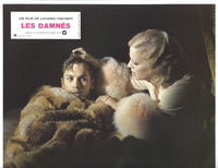 Les Damnés - Luchino Visconti - Lobby card originale N°1 - 1969