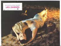 Les Damnés - Luchino Visconti - Lobby card originale N°4 - 1969